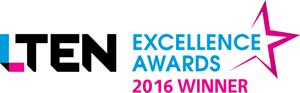 LTEN 2016 Award Winner