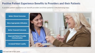 Measuring the Patient Experience: Why it Matters to Industry