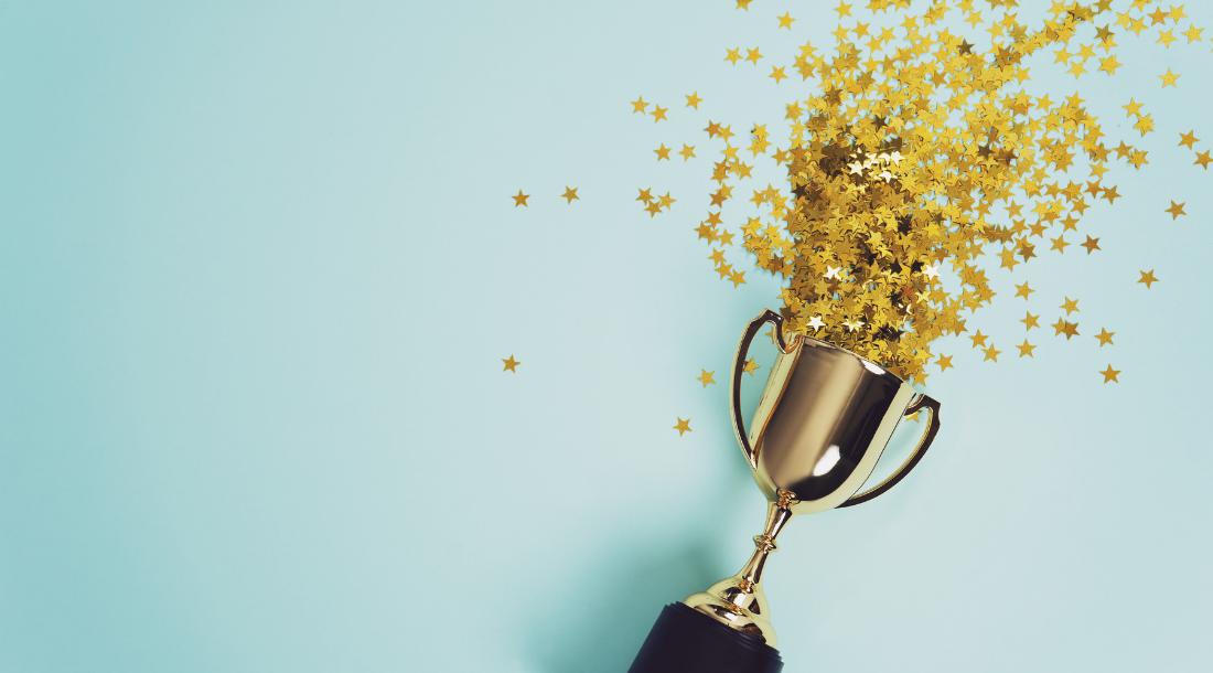 CMR A Finalist For LTEN Award!